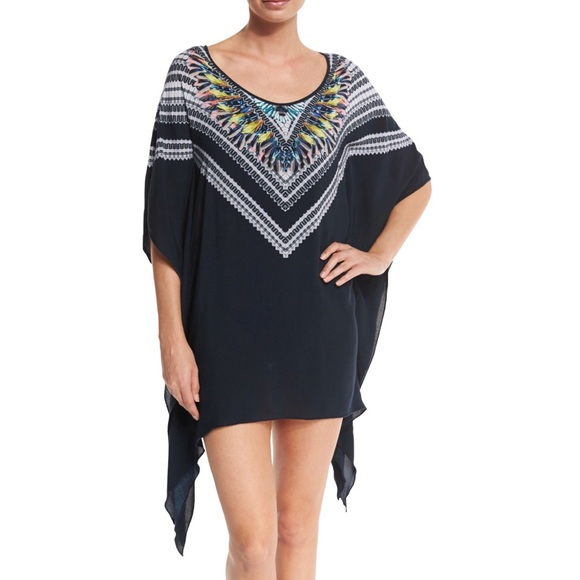 b51dff2125eb2 Red Carter Swim | Tribal Tunic Cover Up | Poshmark